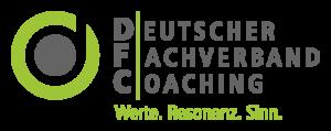 Logo Deutscher Fachverband Coaching: Claudia Sobich